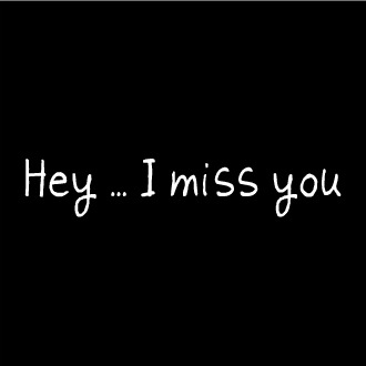 i miss you and i cant sleep