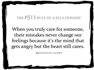 Rule 511 of Relationships