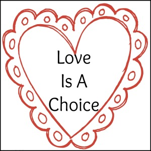 Love-is-a-choice