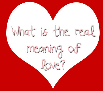 the meaning of love What is true love what are the signs that the one you are falling in love with really is your one true love if you have questions about love, read on to learn more about the meaning of true love.